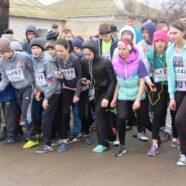 Священник благословил  участников областного легкоатлетического пробега